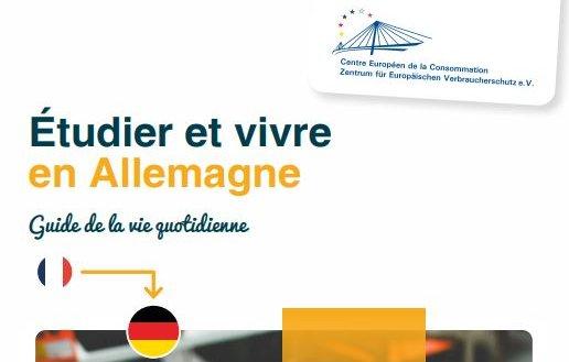 Couverture du Guide Etudiant en français du CEC